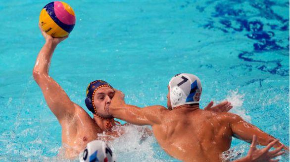 Ilusionante debut de España ante la actual campeona olímpica  12-13