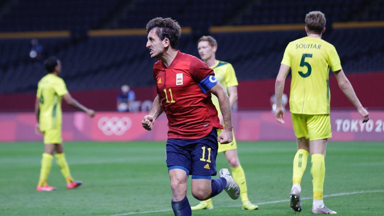 Oyarzabal desatasca a España justo a tiempo |0-1