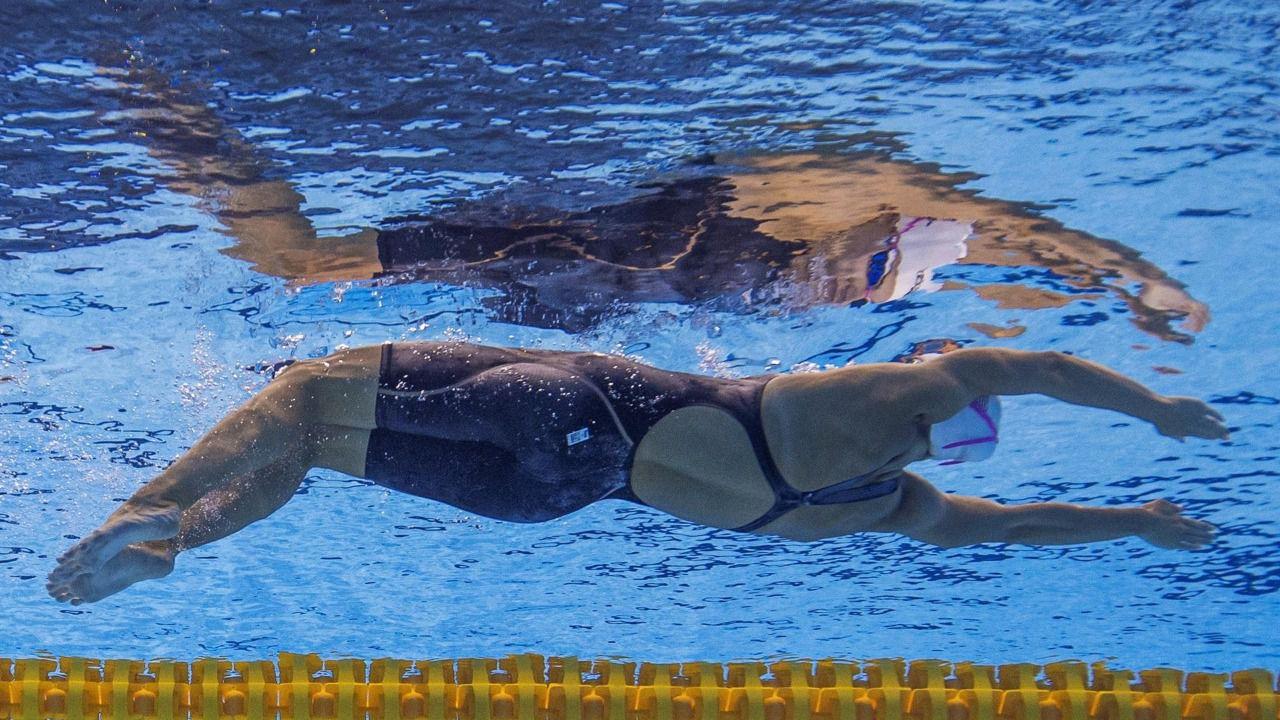La estadounidense Regan Smith fija un nuevo récord olímpico de los 100 espalda