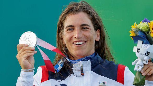 Maialen Chourraut logra la tercera medalla para España, una plata en aguas bravas