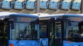 Un autobús gratuito cubrirá el trayecto Plaza de Castilla-Colombia por cierre de la Línea 9