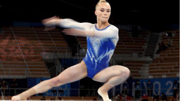 Rusia aprovecha la ausencia de Biles para lograr un oro 30 años después