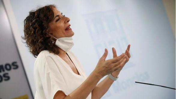 María Jesús Montero confía en que ERC apoye los presupuestos y se sume JxCAT
