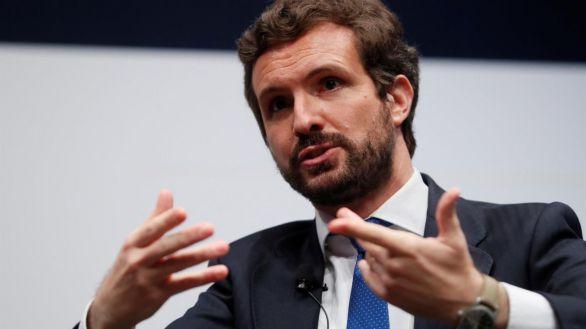 Casado critica a Sánchez por desmarcarse del movimiento democrático en Cuba