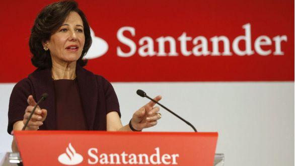Banco Santander obtiene un beneficio atribuido de 3.675 millones de euros en el primer semestre de 2021