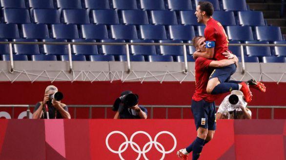 El empate permite a España ser primera y se cita con Costa de Marfil en cuartos de final |1-1