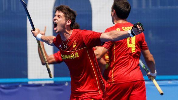 España se mantiene viva con el triunfo ante los anfitriones |1-4