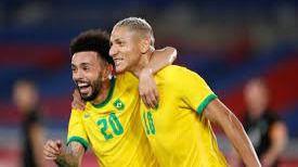 Jugadores de Brasil se burlan de Argentina tras su eliminación