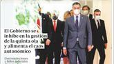 Las portadas de los periódicos de este jueves 29 de julio