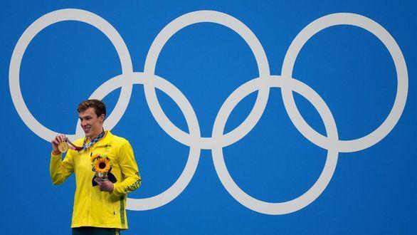 Oro y récord olímpico para Stubblety-Cook en los 200 braza