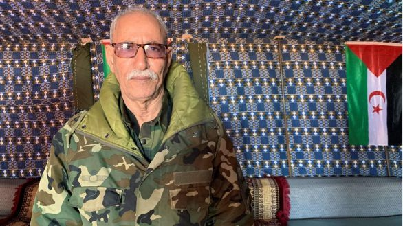 Archivada una de las querellas contra el líder del Frente Polisario por genocidio