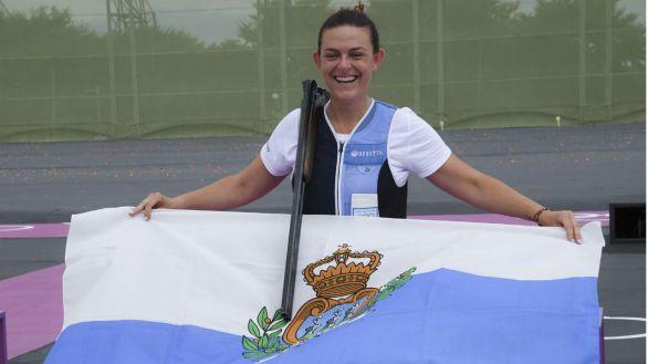 San Marino, el país más pequeño en lograr una medalla olímpica