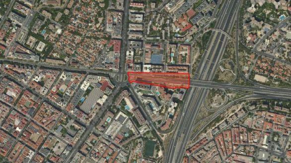 Así será el intercambiador de transportes en superficie de Conde de Casal