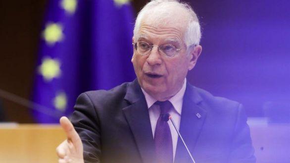 El alto representante de la UE, Josep Borrell.