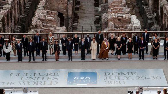 El G20 llama a defender el patrimonio cultural de la crisis climática