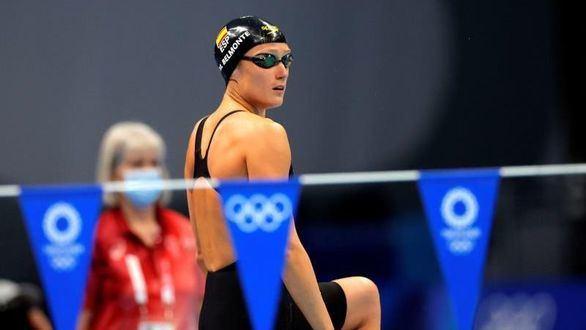 Mireia Belmonte se queda fuera de la lucha por las medallas en Tokio