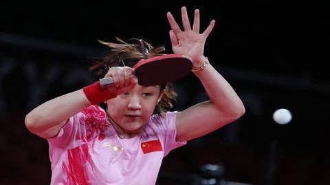 Chen Meng, la más veterana en ganar el oro individual femenino