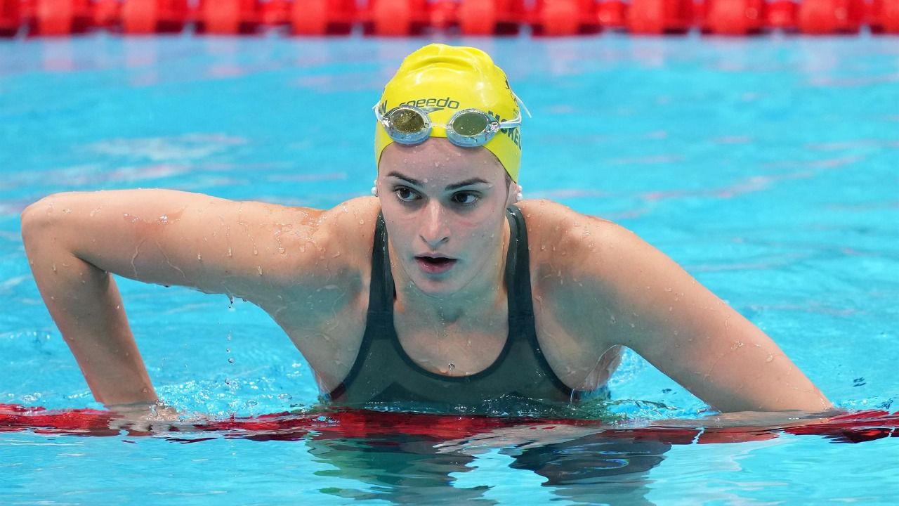 Emma McKeon también se sale del mapa en el 100 libre