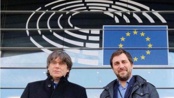 Se confirma que la Justicia europea retira la inmunidad a Carles Puigdemont