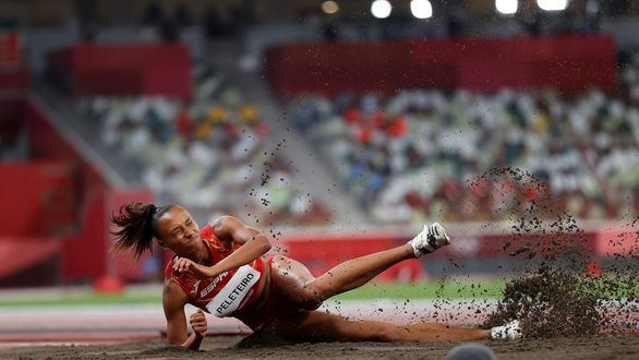 El atletismo entra en juego