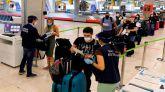 Sanidad levanta la prohibición de los vuelos desde Sudáfrica y Brasil
