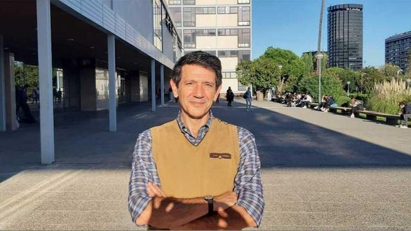 El catedrático de Filosofía del Derecho de la Universidad de Barcelona, Ricardo García Manrique.