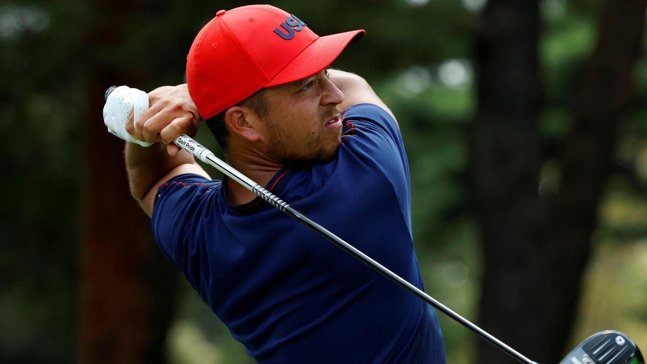 El estadounidense Xander Schauffele, nuevo campeón olímpico de golf