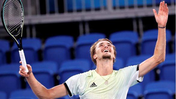 Zverev se cuelga el oro en tenis tras derrotar a Khachanov