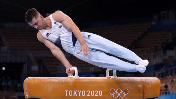 El británico Whitlock, primer gimnasta que revalida oro tras Río
