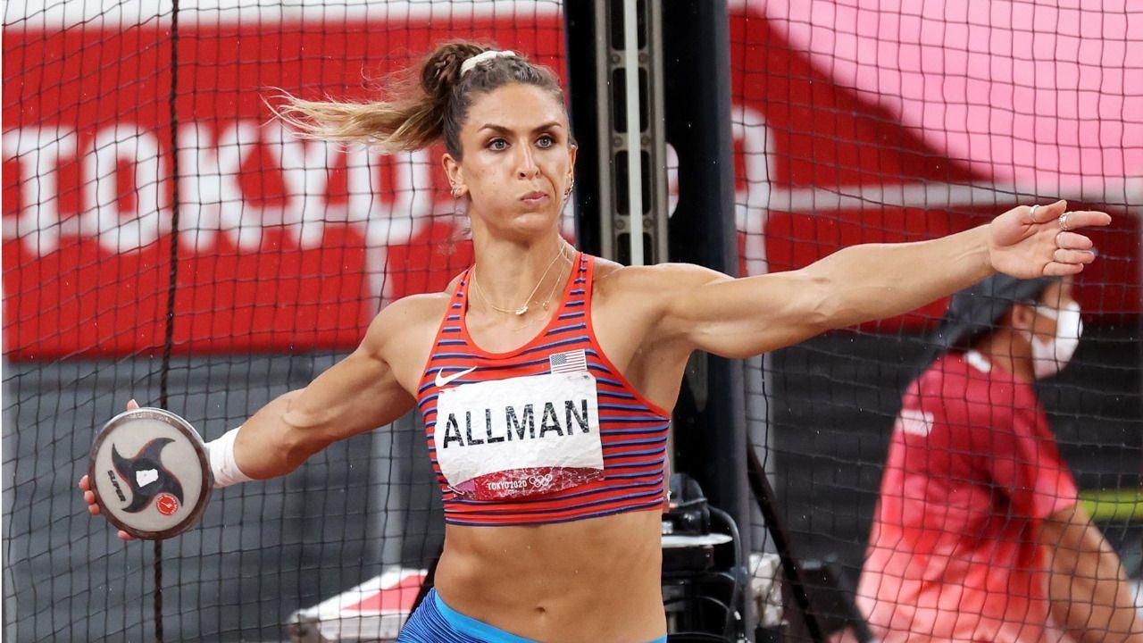 Allman logra el oro en disco bajo una lluvia que dejó sin podio a Perkovic