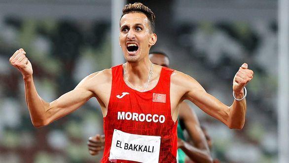 Crónica del día. El tartán olímpico vibra con El Bakkali y Hassan
