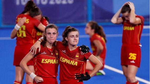 España , eliminada tras caer en los penaltis ante Gran Bretaña