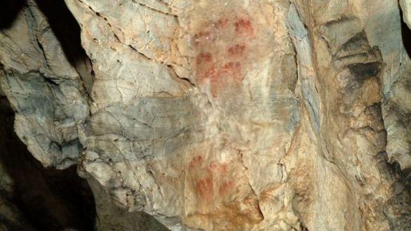 Constatan el origen neandertal de las pinturas de la cueva de Ardales