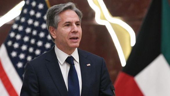 El secretario de Exteriores de EEUU, Antony Blinken.