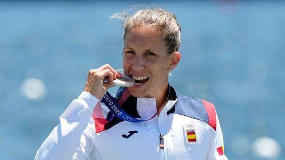 Teresa Portela logra la plata en sus sextos Juegos