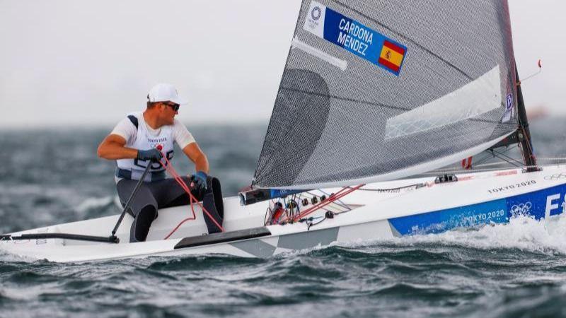 Joan Cardona, novena medalla para España