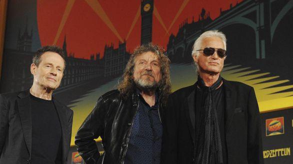 Led Zeppelin revelará sus orígenes en un documental en la Mostra de Venecia