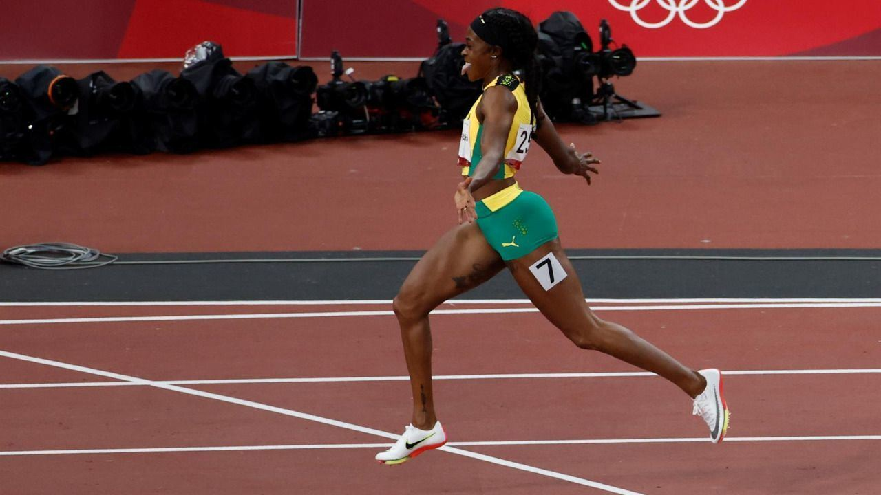 Elaine Thompson remata con el 200 su doblete olímpico