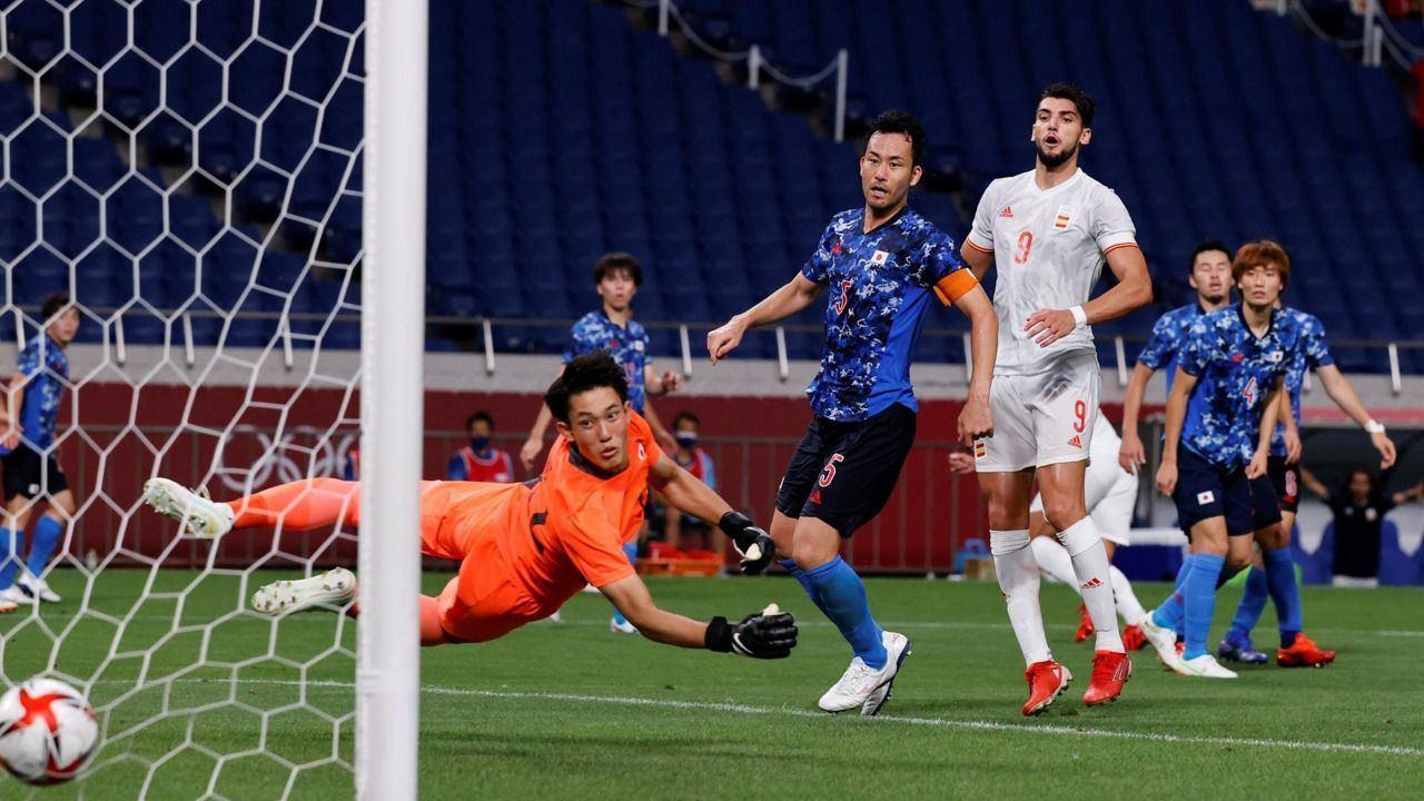 España se jugará el oro contra Brasil tras batir a Japón en la prórroga