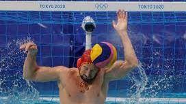 España volverá a pelear por la medalla en Waterpolo | 8-12