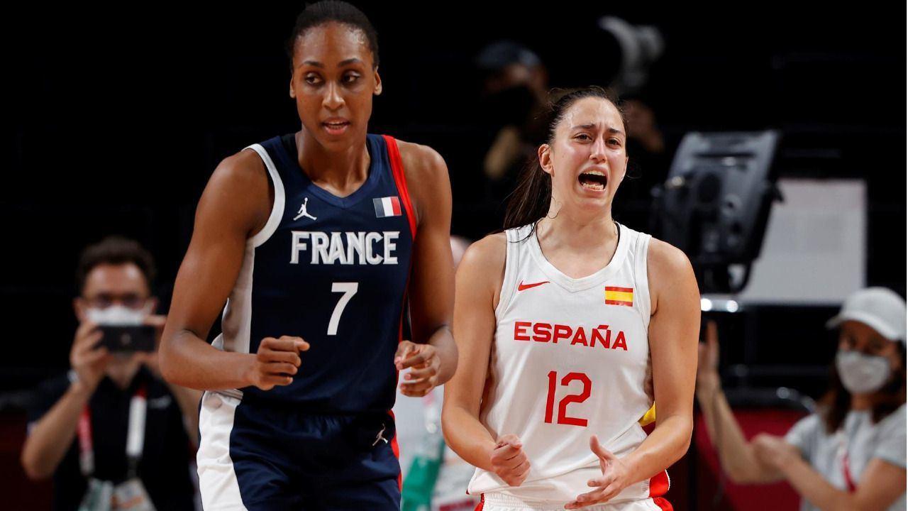 España cae en cuartos ante Francia