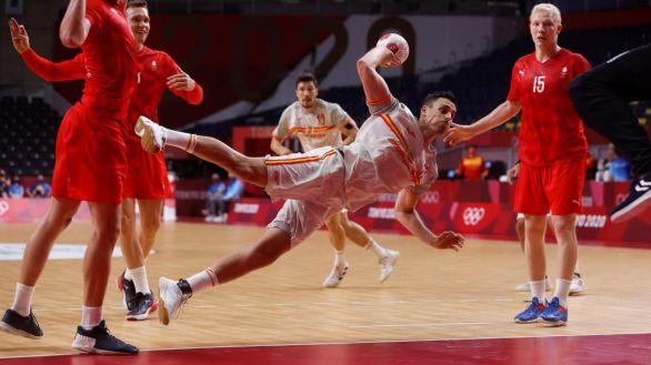Dinamarca tumba a España en semifinales