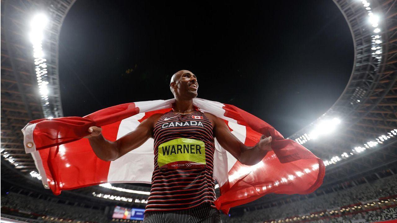 Warner logra al fin su primer oro en decatlón