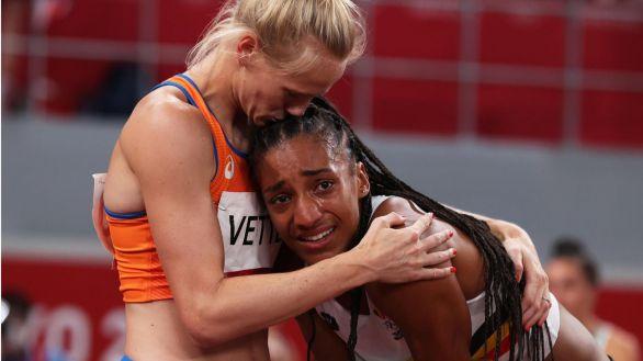 Nafi Thiam revalida su oro olímpico en el heptatlón