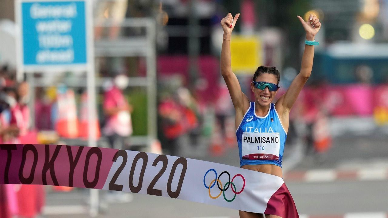 María Pérez, de nuevo roza la medalla para España en marcha con un cuarto puesto