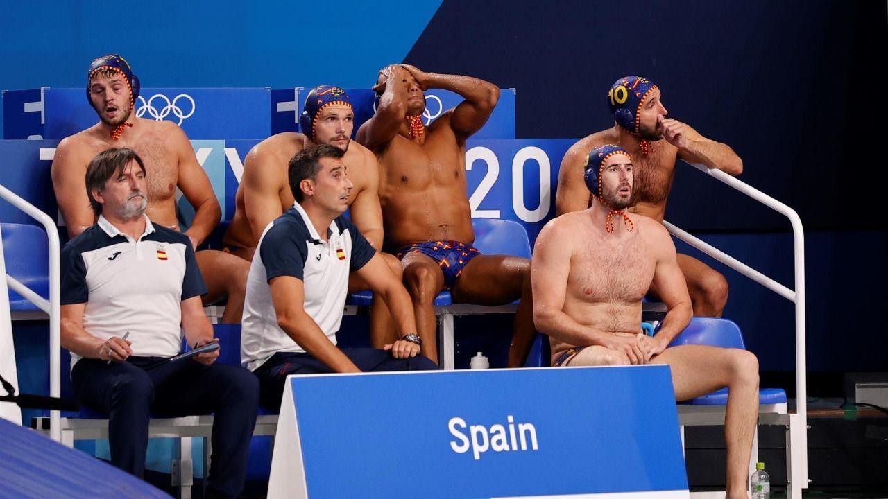 España deberá conformarse con pelear por el bronce