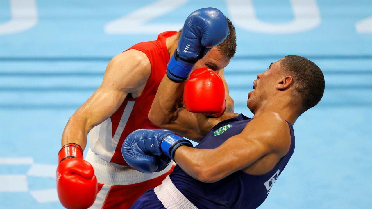 Hebert Sousa gana la medalla de oro en el peso mediano