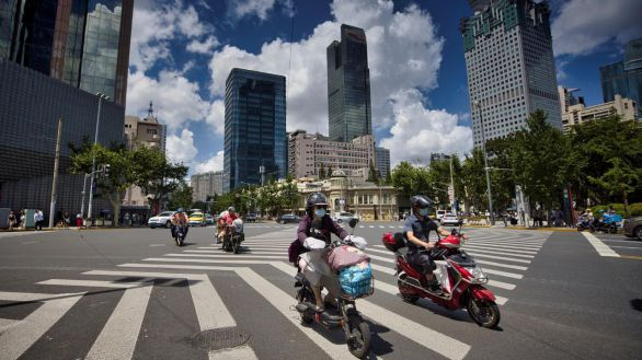 El comercio chino aumentó un 11,5 % en julio y su crecimiento se ralentiza