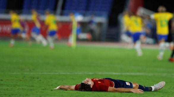 Brasil deja a España con su última plata en Tokio