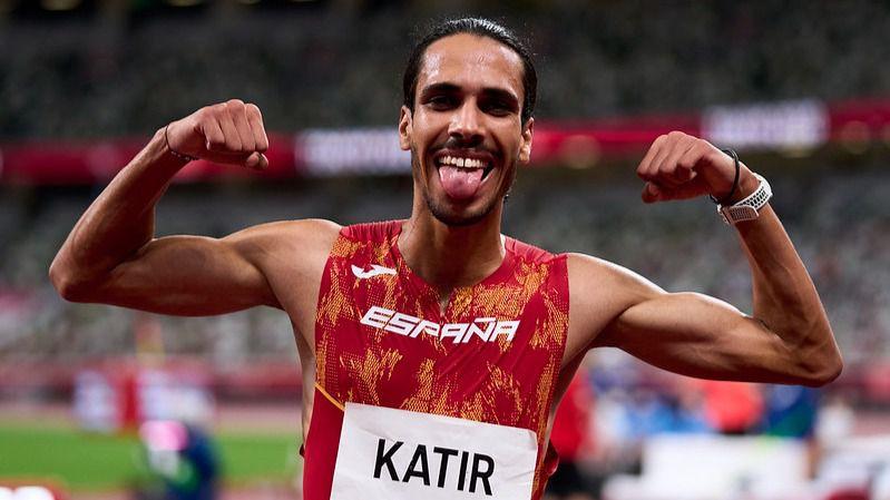 Katir: 'La medalla del otro lado del Estrecho tendrá que esperar'